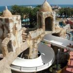 poza Aquapolis - centrul distracției din Stațiunea Nisipurile de Aur