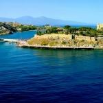 poza Insula Porumbelului - unul dintre simbolurile orasului Kusadasi