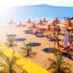 poza Sunny Beach  - o destinație de vacanță dedicată în special turiștilor tineri
